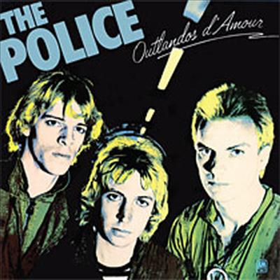 Police - Outlandos d'Amour (180g) (LP) (Back To Black - 60th Vinyl Anniversary)