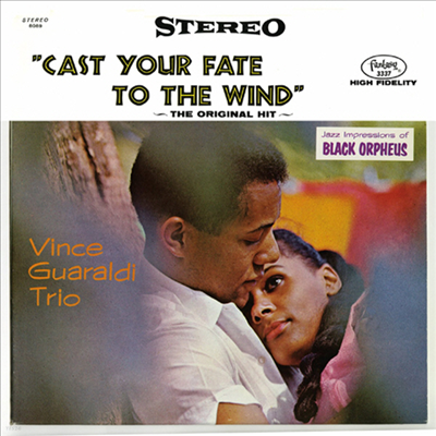 Vince Guaraldi - Jazz Impression Of Black Orpheus (Remastered)(Limited Edition)(180g Audiophile Vinyl LP)(Back To Black Series)(MP3 Voucher)