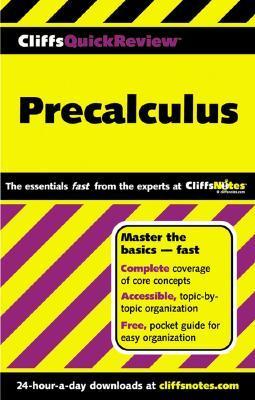 Cliffsquickreview(r) Precalculus