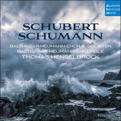 Thomas Hengelbrock 슈베르트: 스타바트 마테르, 교향곡 7번 /슈만: 미사 사크라