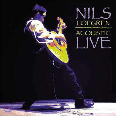Nils Lofgren (닐스 로프그렌) - Acoustic Live