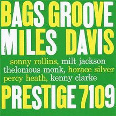 Miles Davis - Bags Groove (SHM-CD)(일본반)