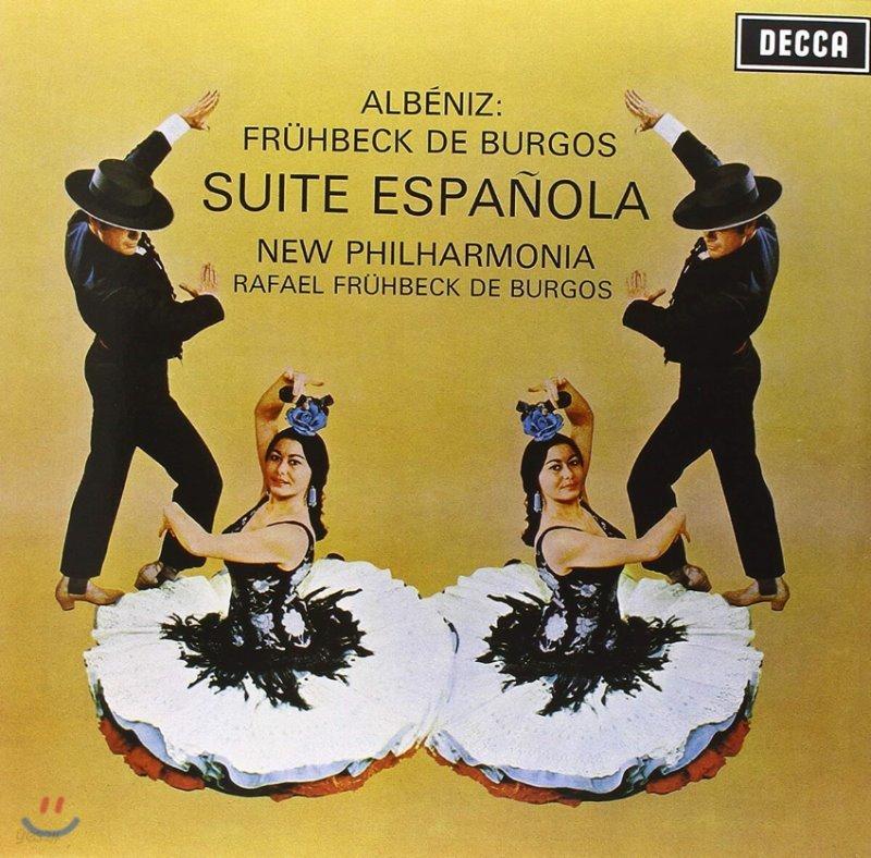 Rafael Fruhbeck De Burgos 알베니스: 스페인 모음곡 (Albeniz: Suite Espanola)