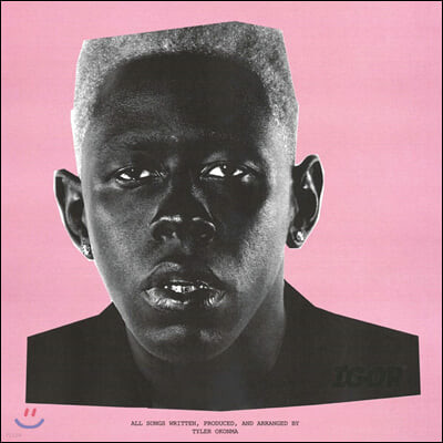 Tyler, The Creator (타일러 더 크리에이터) - 5집 Igor [LP]