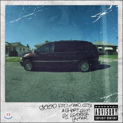 Kendrick Lamar - Good Kid, m.A.A.d City (Deluxe)