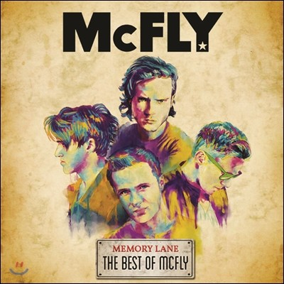 Mcfly - Memory Lane: The Best Of Mcfly