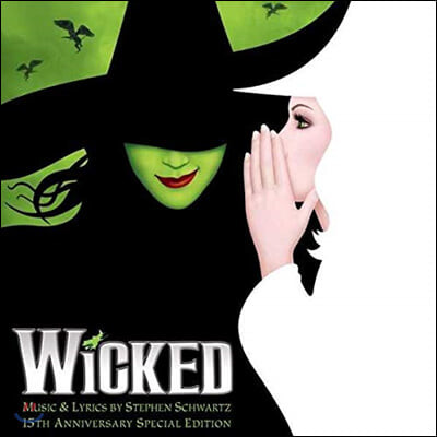 뮤지컬 `위키드` 15주년 기념 앨범 (Wicked - Original Broadway Cast Recording) [2LP]