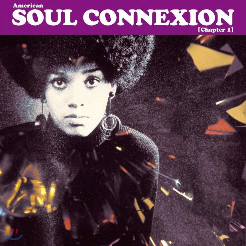 미국 소울음악 모음집 (American Soul Connexion Chapter 1) [2LP]