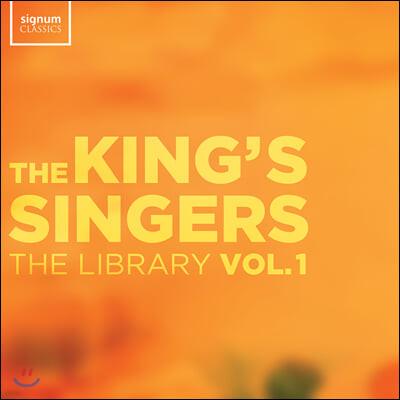 킹스 싱어즈 더 라이브러리 1집 (The King's Singers - The Library Vol. 1)