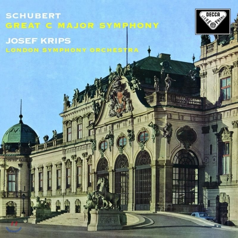 Josef Krips 슈베르트: 교향곡 9번 (Schubert: Symphony No.9 `The Great`)