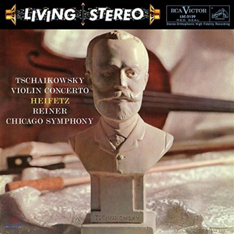 Jascha Heifetz 차이코프스키: 바이올린 협주곡 - 야사 하이페츠 (Tchaikovsky: Violin Concerto Op.35)