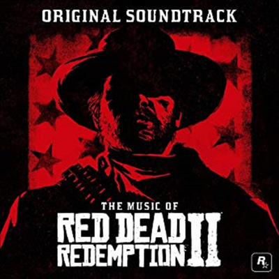 O.S.T. - Music Of Red Dead Redemption 2 (레드 데드 리뎀션 2) (Original Video Game Soundtrack)(Digipack)