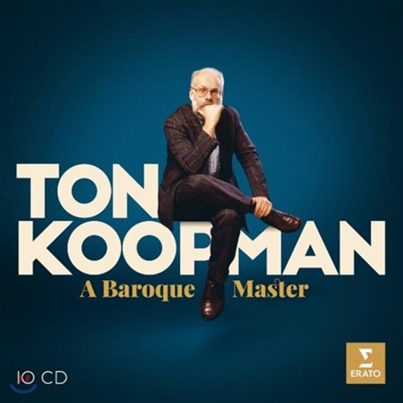 바로크 거장 쿠프만 (Ton Koopman - A Baroque Master)