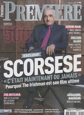 Premiere France (월간) : 2019년 No.500