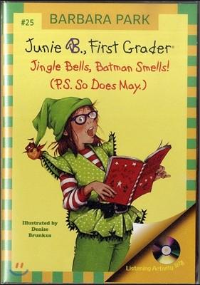 RandomHouseBooksforYoungReaders Junie B. First Grader #25 : Jingle Bells, Batman Smells! (Book & CD)