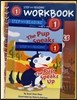 Step into Reading 1 : The Pup Speaks up (Book+CD+Workbook)