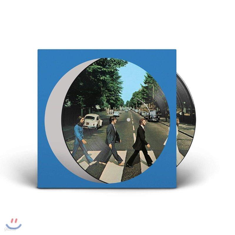 The Beatles - Abbey Road 50th Anniversary 비틀즈 애비로드 발매 50주년 기념 앨범 [픽쳐 디스크 LP]