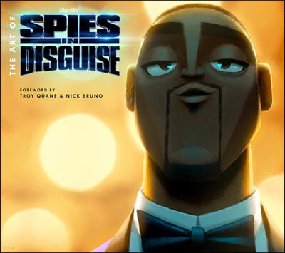Art of Spies in Disguise