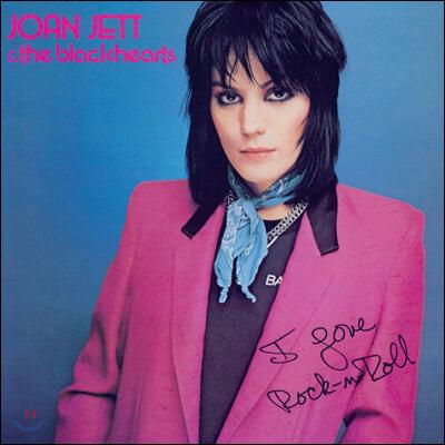 Joan Jett & The Blackhearts (조안 제트 앤 더 블랙하츠) - 1집 I Love Rock 'N' Roll [LP]