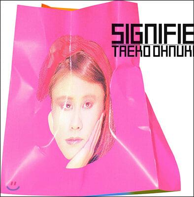 Onuki Taeko (오누키 타에코) - 7집 Signifie [LP]