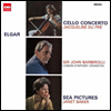 ����: ÿ�� ���ְ�, �ٴ� dz�� (Elgar: Cello Concerto & Sea Pictuers) (Remastered)(Ltd. Ed)(SACD)(�Ϻ���) - Jacqueline du Pre