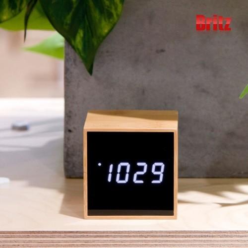 브리츠 콜튼 BZ-EW561 무선 탁상 알람 디지털 시계