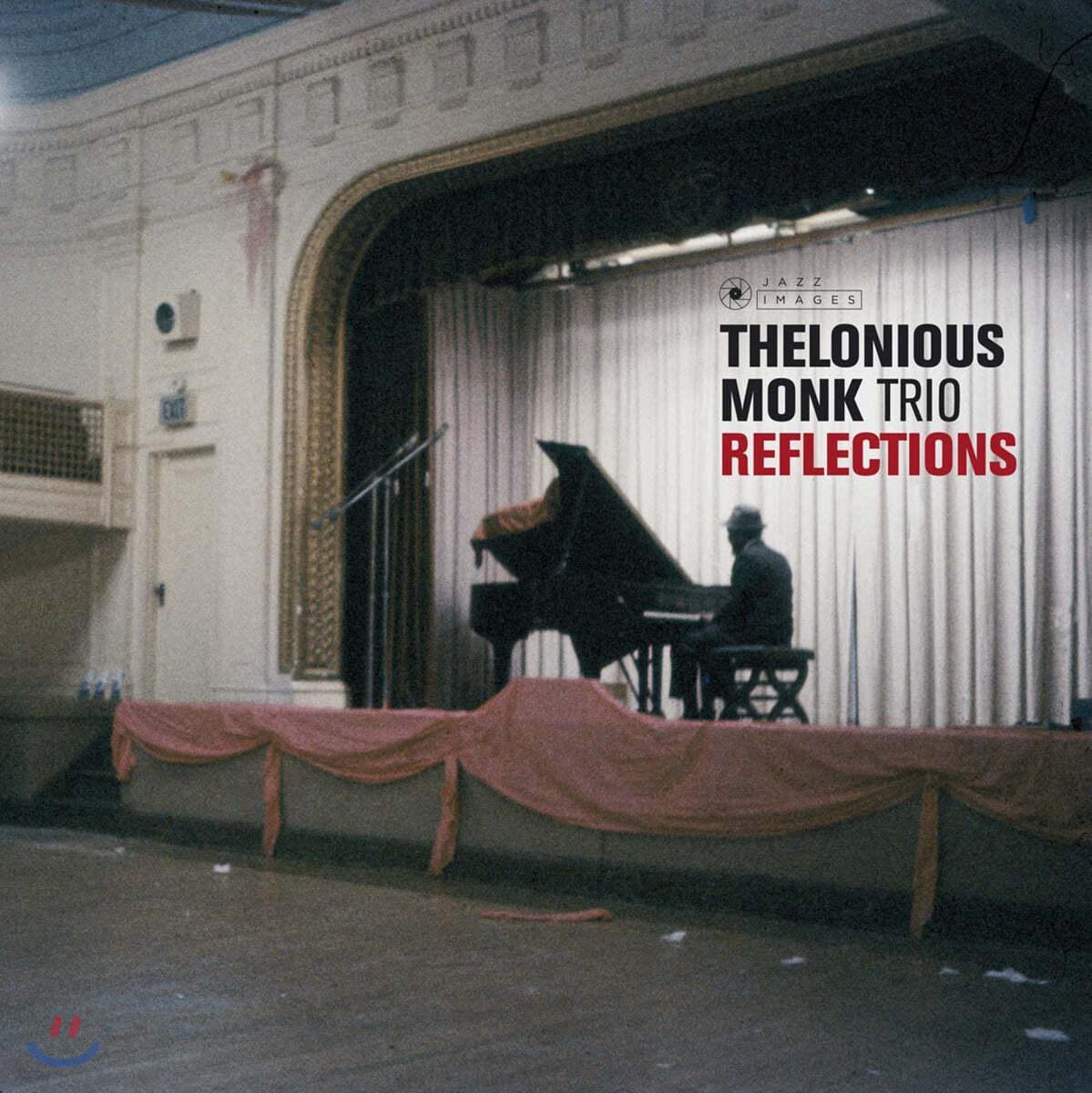 Thelonious Monk Trio (텔로니어스 몽크 트리오) - Reflections [LP]