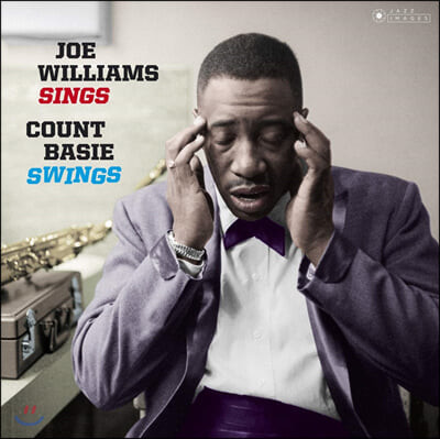 Count Basie & Joe Williams (카운트 베이시 & 조 윌리암스) - Joe Williams Sings, Count Basie Swings [LP]