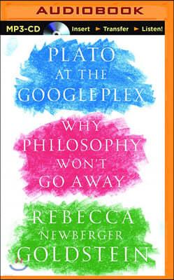 [염가한정판매] Plato at the Googleplex