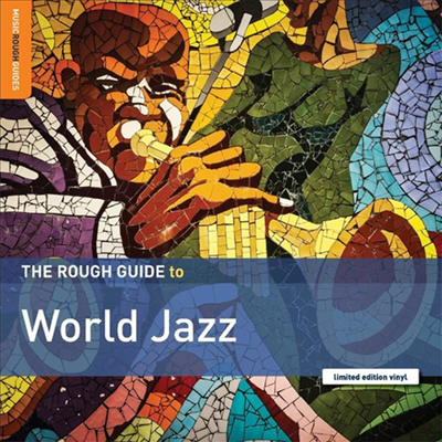 Various Artists - Rough Guide To World Jazz (LP)
