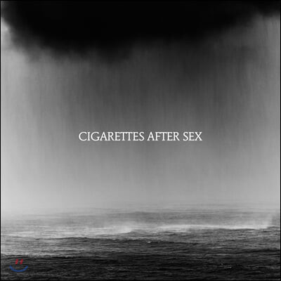 Cigarettes After Sex (시가렛 애프터 섹스) - 2집 Cry [투명 컬러 LP]