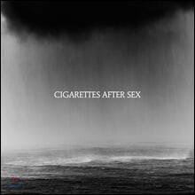 Cigarettes After Sex (시가렛 애프터 섹스) - 2집 Cry [투명 컬러 LP]