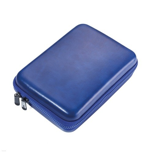[TROIKA] BLUE TRAVEL CASE 멀티파우치 블루 (CBO25/BL)