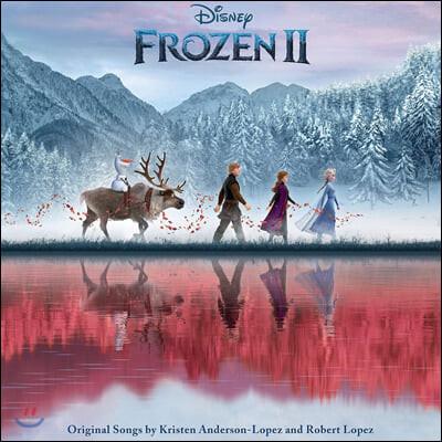 겨울왕국 2 애니메이션 음악 (Frozen 2 OST by Kristen Anderson-Lopez / Robert Lopez) [LP]