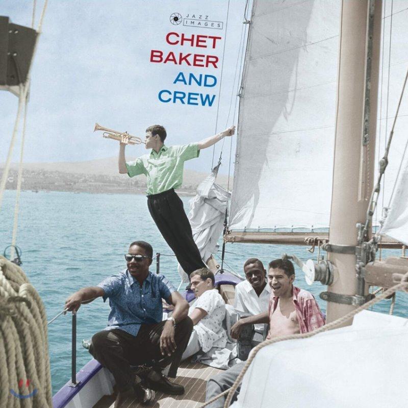 Chet Baker (쳇 베이커) - Chet Baker and Crew [LP]