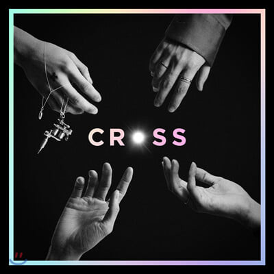 위너 (WINNER) - 미니앨범 3집 : CROSS [CROSSLIGHT VER.]