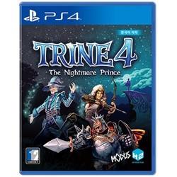 PS4 트라인4 악몽의 왕자 한글 초회판