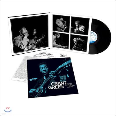 Grant Green (그랜트 그린) - Born To Be Blue [LP]