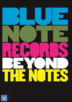 블루 노트 레코드 다큐멘터리 영화 (Blue Note Records: Beyond the Notes) [DVD]