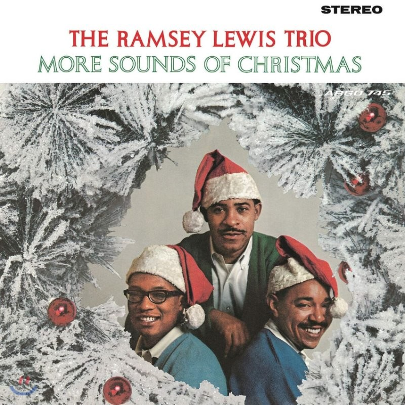 Ramsey Lewis Trio (램지 루이스 트리오) - More Sounds of Christmas