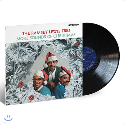 Ramsey Lewis Trio (램지 루이스 트리오) - More Sounds of Christmas [LP]