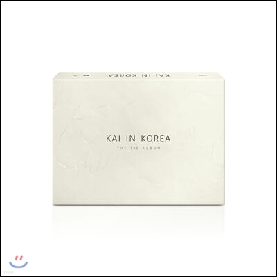 카이 (Kai) - 3집 KAI IN KOREA