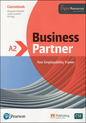 Business Partner A2 : Student Book with Digital Resources