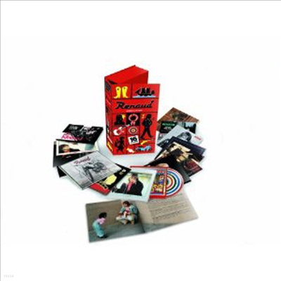 Renaud - Integrale 2012 (18CD Box-Set)