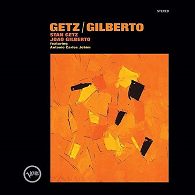 Stan Getz & Joao Gilberto - Getz/Gilberto (Remastered)(Limited Edition)(180g Audiophile Vinyl LP)(Back To Black Series)(MP3 Voucher)