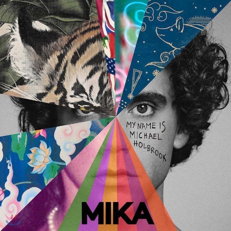 Mika (미카) - 5집 My Name Is Michael Holbrook