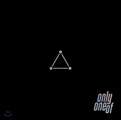 OnlyOneOf (온리원오브) - 미니앨범 2집 : line sun goodness [Black ver.]