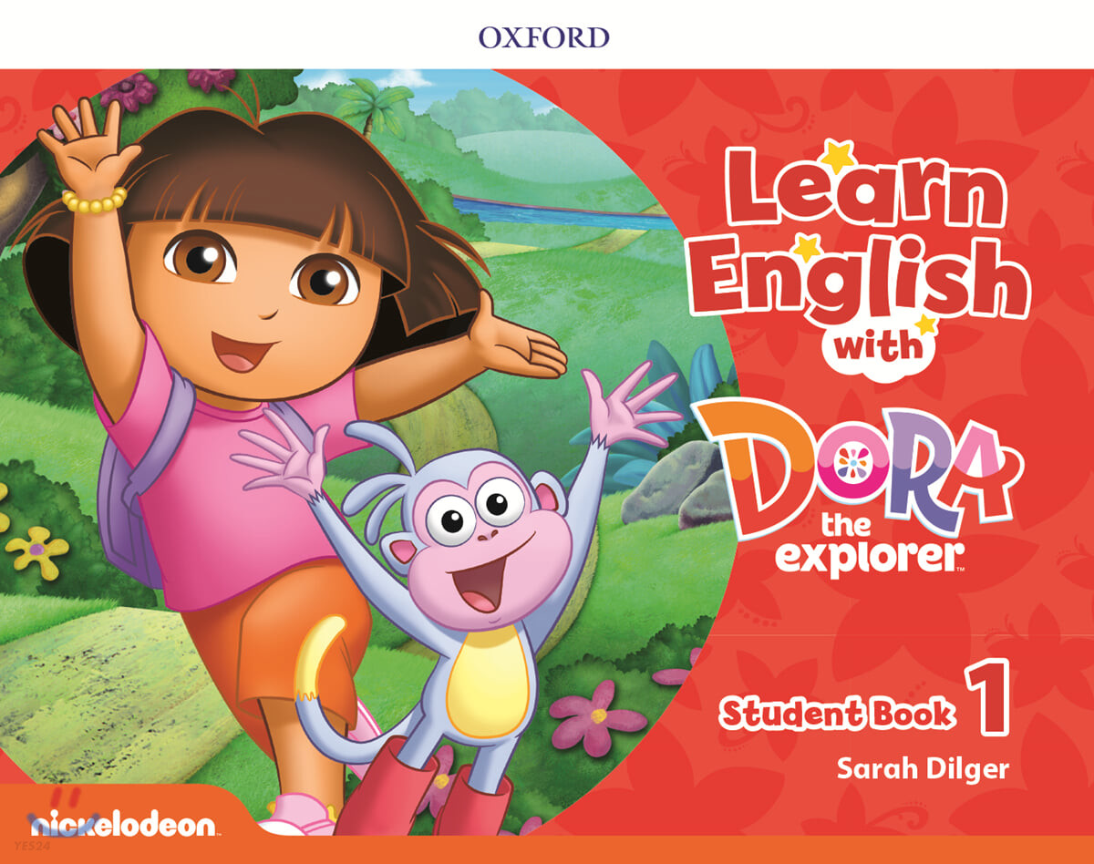 Learn English with Dora the Explorer : Level 1 (Student Book)