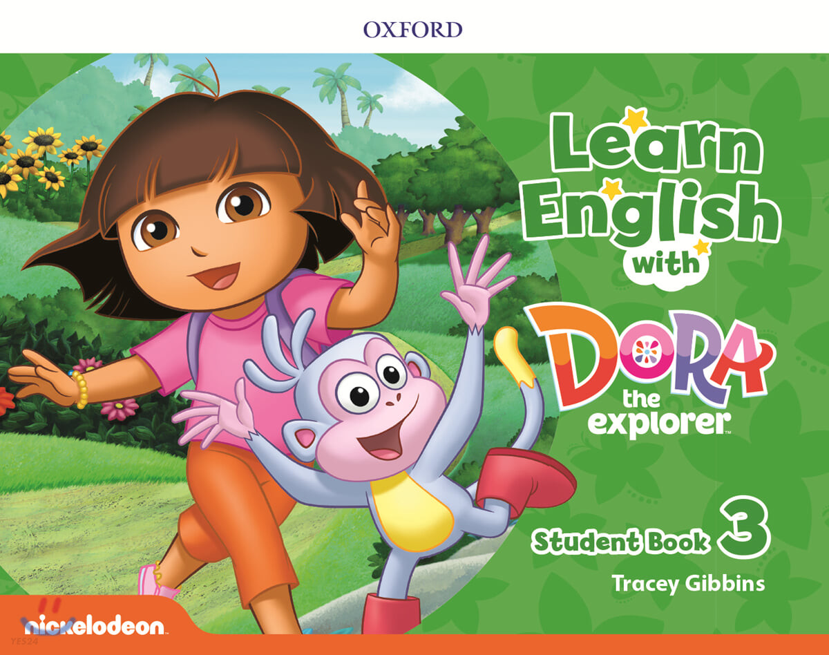 Learn English with Dora the Explorer : Level 3 (Student Book)