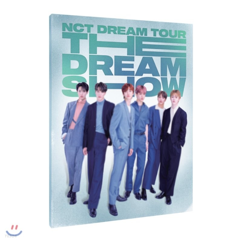 NCT DREAM THE DREAM SHOW 브로슈어